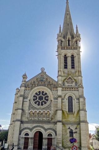 Briare - Les mosaïques de l'église