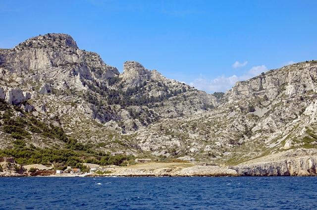 Les calanques (Marseille)