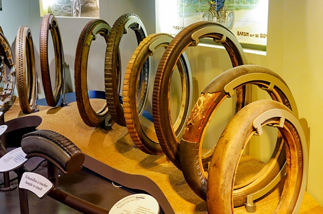 Différentes techniques de pneus