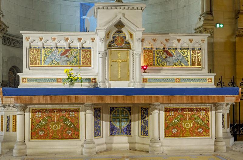 L'autel du choeur