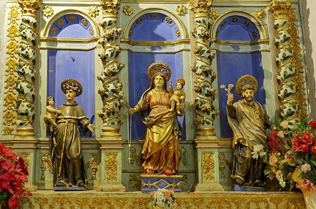 L'église Ste-Marie du Mercadal