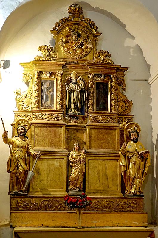 Autre autel latéral