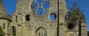 Abbaye des Vaux de Cernay (photos)