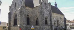 L'église de Marcoussis (photos)